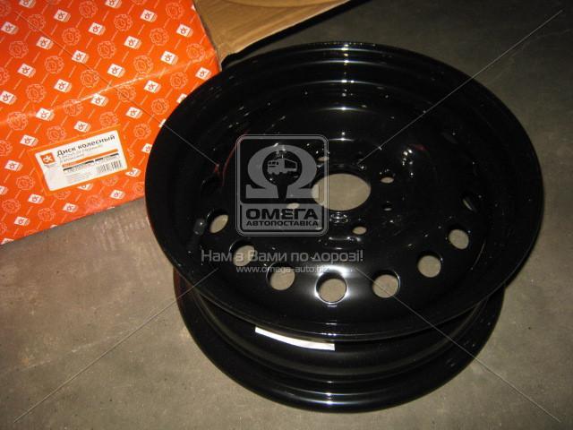 Диск колесный 13Н2х5,0J ВАЗ 2103 черный (в упак.)