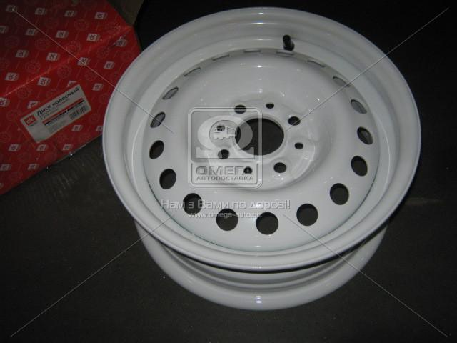 Диск колесный 13Н2х5,0J ВАЗ 2103 белый (в упак.)