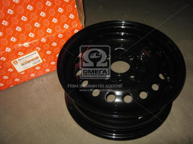 Диск колесный 13Н2х5,0J ВАЗ 2108 черный (в упак.)