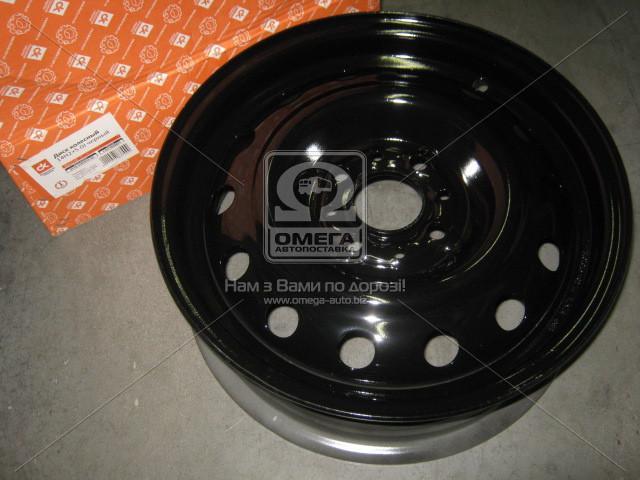 Диск колесный 14Н2х5,0J ВАЗ 2110 черный (в упак.)