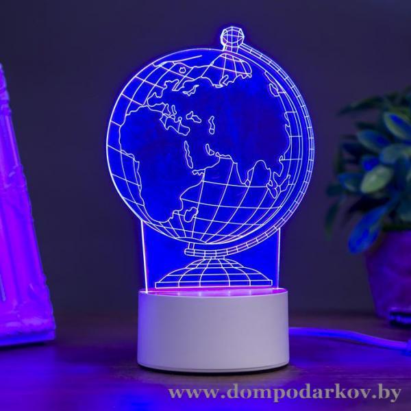 Фото Подарки детям, Интересные подарки детям  Светильник