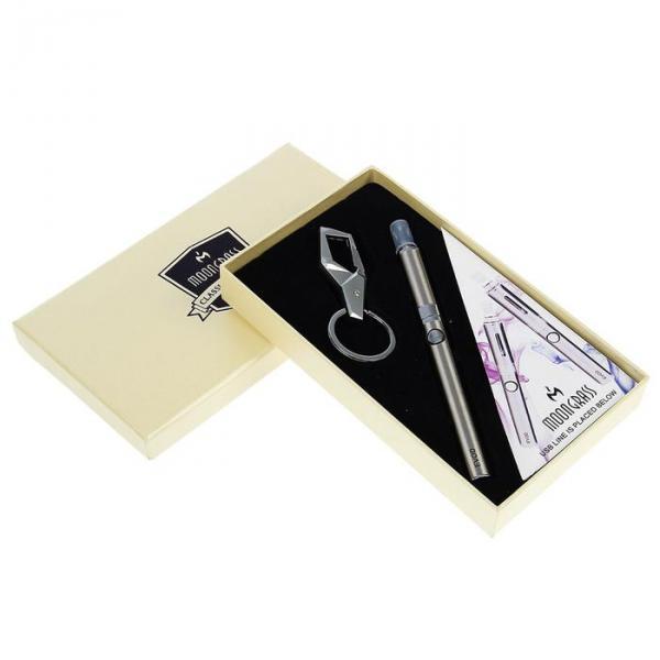 Набор подарочный 2в1в карт.коробке (брелок+электронный испаритель 650 mAh, EVOD) 11,5*19,5см 15342