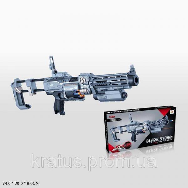 Бластер автомат ZC7080 (поролоновые снаряды)