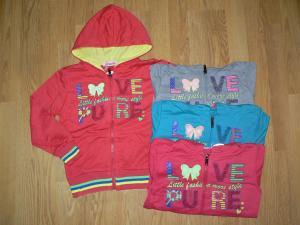 Фото Кофты, толстовки, рубашки, свитера Кофта девочке 116-146 см