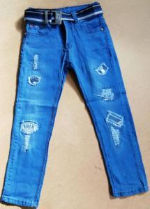 Фото Джинсы, лосины, штаны Стильные джинсы мальчику 134-164 см