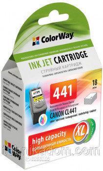 Картридж ColorWay Canon CL441