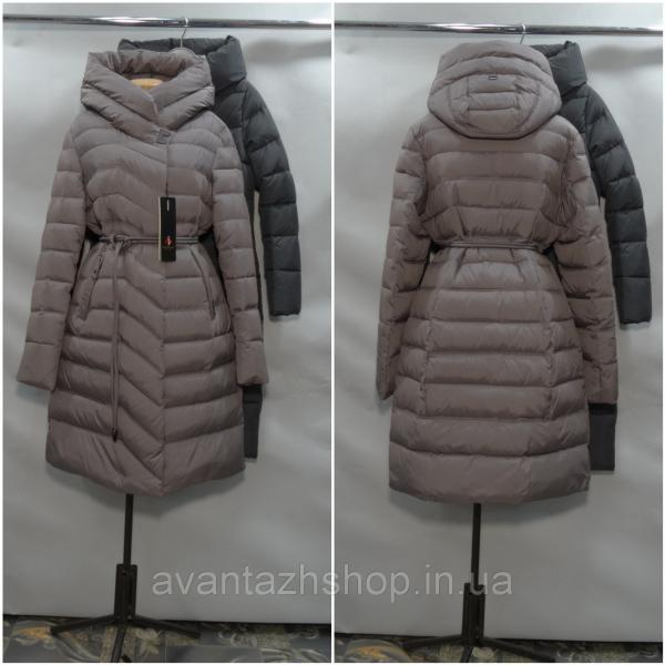 Женский пуховик зимний Fodarlloy 9651