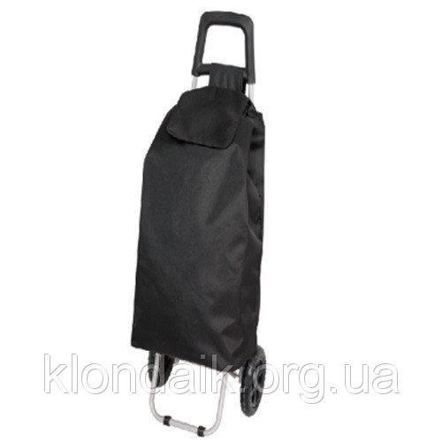 Тачка сумка кравчучка Stenson MH-2787 97 см, черная