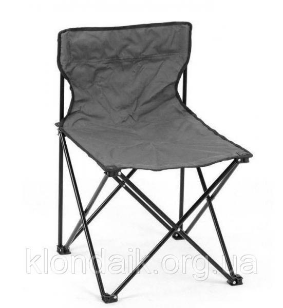 Раскладное кресло паук для пикника и рыбалки WSI41147-1, серый
