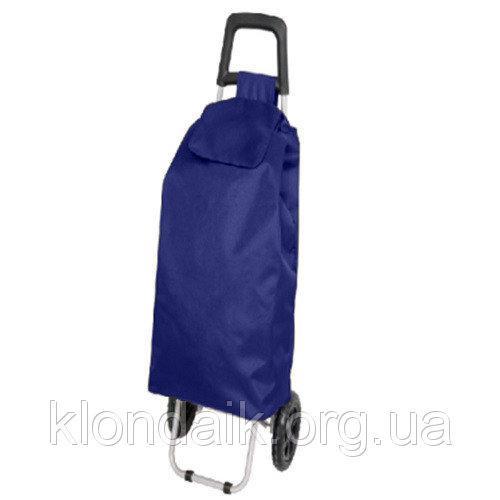 Тачка сумка кравчучка Stenson MH-2787 97 см, темно-синяя