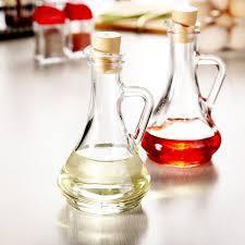 OLIVIA Емкость для масла/уксуса, 260 мл (h=157мм,d=41х91мм) 80108