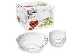 ATLANTIS Набор салатников (10249+6х10248) 97934