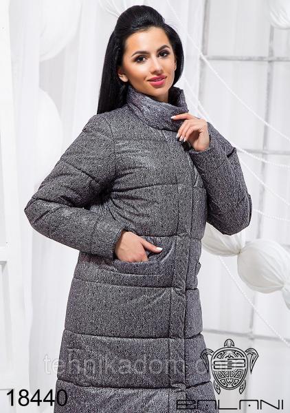 Синтепоновое пальто - 18440