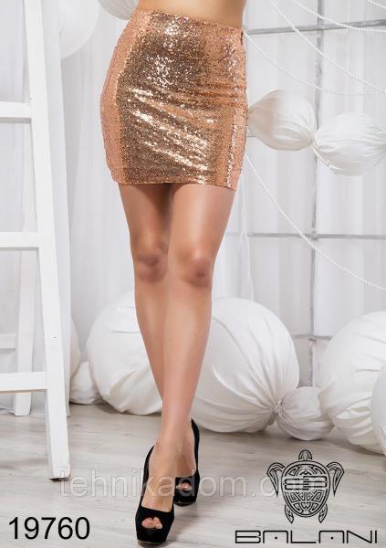 Укороченая юбка - 19760