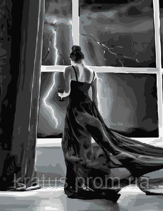Фото Картины на холсте по номерам, Романтические картины. Люди KGX 5004