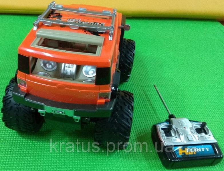Фото Развивающие игрушки, Интерактивные и радиоуправляемые игрушки, Машинки W3809B  Большой джип на радиоуправлении 1:12  10 км/час