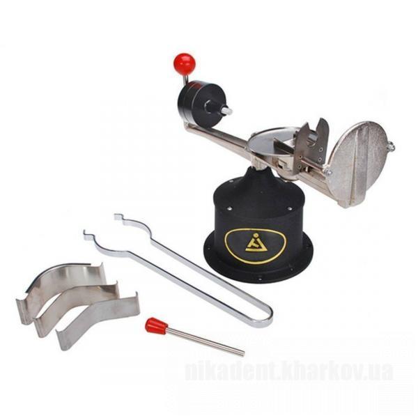 Фото Для зуботехнических лабораторий, ОБОРУДОВАНИЕ Литьевая установка центробежная JT 08, в комплекте с щипцами литейными и пластинами для фиксации тиглей - Jintai (Китай)