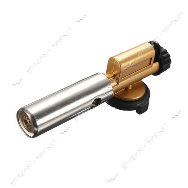 Горелка с пьезоподжигом M-60 металлическая