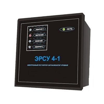 Регулятор-сигнализатор уровня ЭРСУ 4-1