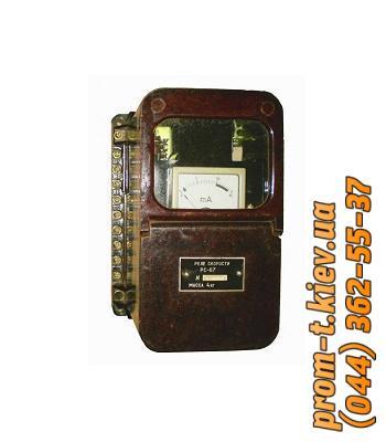 Фото Контрольно-измерительные приборы и автоматика, Клещи, тестеры, мультиметры, указатели напряжения, амперметры, вольтметры, регуляторы, сигнализаторы Реле скорости РС-67