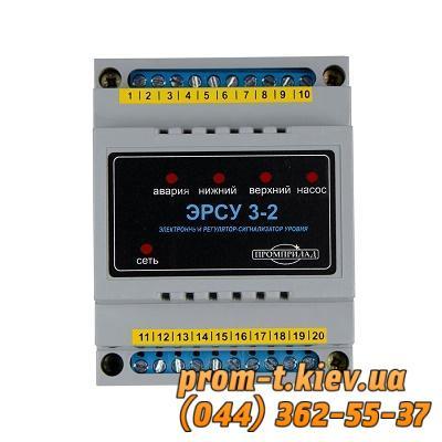 Фото Контрольно-измерительные приборы и автоматика, Клещи, тестеры, мультиметры, указатели напряжения, амперметры, вольтметры, регуляторы, сигнализаторы Регулятор-сигнализатор уровня ЭРСУ 3-2