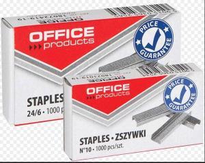 Скобы Office Products №№ 10, 24/6, 24/8 (ЦЕНЫ, см. подробнее)