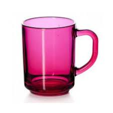 PUB Чашка д/чая, 250 мл (h=94мм) (ENJOY FUCHSIA) 55029ор