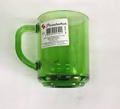 PUB Чашка д/чая, 250 мл (h=94мм) (ENJOY GREEN) 55029з