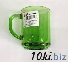PUB Чашка д/чая, 250 мл (h=94мм) (ENJOY GREEN) 55029з купить в Херсоне - Чашки и кружки