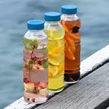 VITA Бутылка с крышкой, 1,1 л (h=312,5мм,d=40х65мм) 80339