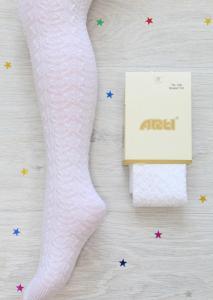 Фото Колготы, носочки, нижнее белье Коглоты ажурные 106-144 см
