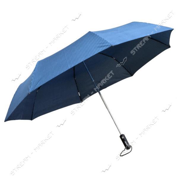 Зонт Aspor Classik автомат 121 см сине-белый