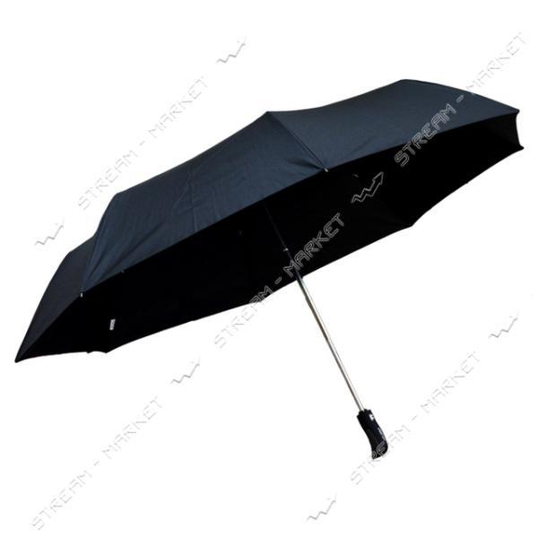 Зонт Aspor Classik 121 см автомат черный