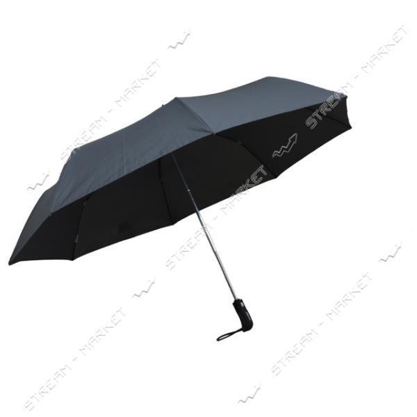 Зонт Aspor Classik автомат 121 см серый
