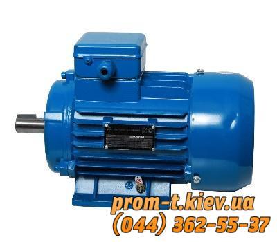 Фото Электродвигатели общепромышленные, взрывозащищенные, крановые, однофазные, постоянного тока, Электродвигатель АИР Электродвигатель АИР200L6