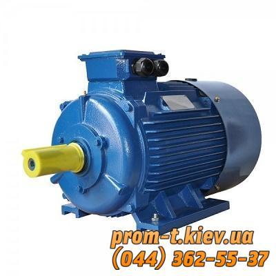 Фото Электродвигатели общепромышленные, взрывозащищенные, крановые, однофазные, постоянного тока, Электродвигатель АИР Электродвигатель АИР80В2