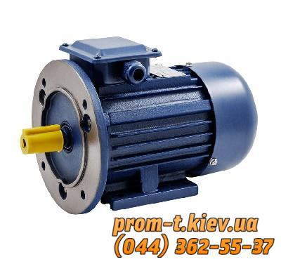 Фото Электродвигатели общепромышленные, взрывозащищенные, крановые, однофазные, постоянного тока, Электродвигатель АИР Электродвигатель АИР80A6