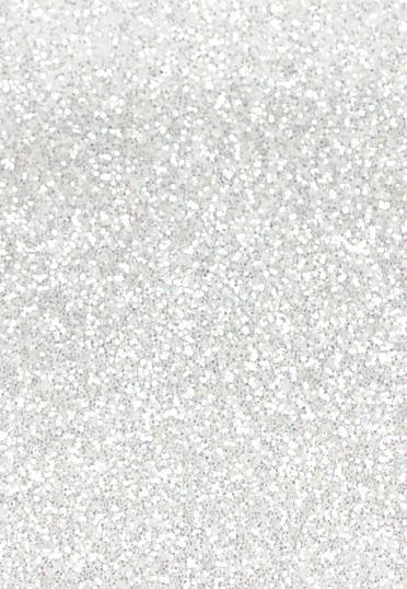 Фото Экокожа  с  глитером ,  и  Фоамиран  гладкий  и  с  глитером ,  Фом  20 * 30 см.  Белый  с  Белым  Глитером ( без клеевой основы ) толщина 2 мм.