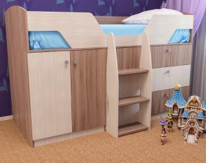 Фото  Пирамида-Кровать детская ЛИМБО