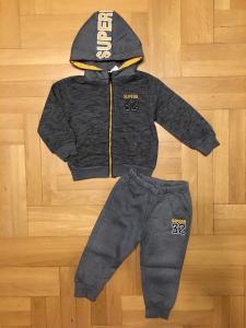 Фото НОВИНКИ Утепленный костюм мальчику 1-5 лет