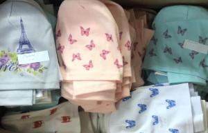 Фото Шапки, шарфы, рюкзаки, перчатки, кепки Супер цена! -15% Комплект с хомутом 2-ка 50-54рр