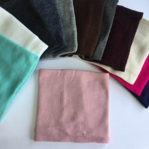 Фото Шапки, шарфы, рюкзаки, перчатки, кепки Хомут, двойная вязка, разные цвета