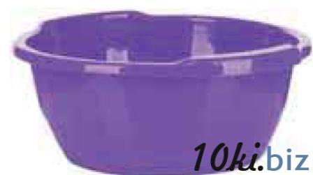 Круглый таз  с ручками, 15 л ( 410*180 мм) 94127 купить в Херсоне - Тазы хозяйственные
