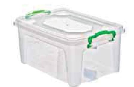 Ящик для хранения,  1,75 л (210*140*105 мм) 94002