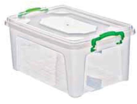 Ящик для хранения, 3л (250*170*120 мм) 94004