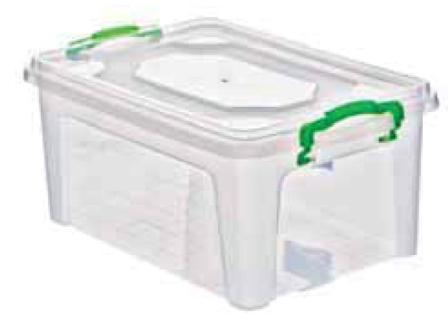 Ящик для хранения, 3,75 л (300*200*95 мм) 94005