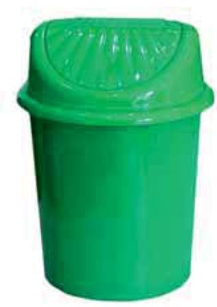 Контейнер для мусора кухонный, 1,7 л (155*120*200 мм) 94052