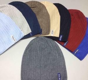 Фото Шапки, шарфы, рюкзаки, перчатки, кепки Супер цена! -35% Шапка мальчику, тонкая вязка 48-54рр
