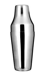 "Шейкер""Френч""нержавеющий круглый из 2ух частей V 600 мл (шт) 1141"