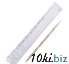 Зубочистка бамбуковая L 65 мм (уп 1000 шт) 0281 купить в Херсоне - Мотошлемы